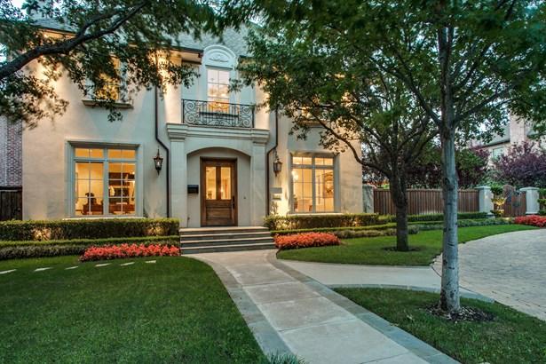 3424 Stanford Avenue, University Park, TX - USA (photo 2)