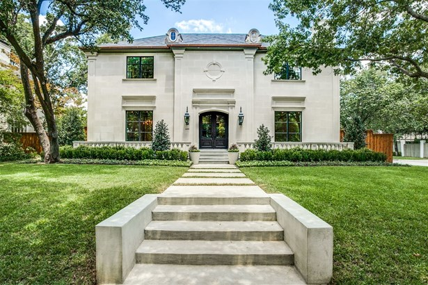 4400 Beverly Drive, Highland Park, TX - USA (photo 1)