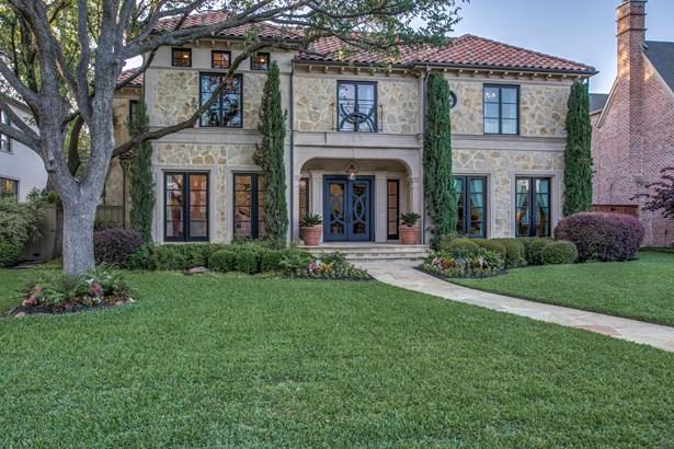 3836 Wentwood Drive, University Park, TX - USA (photo 1)