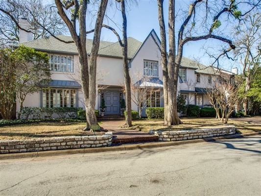4815 Saint Johns Drive, Highland Park, TX - USA (photo 2)