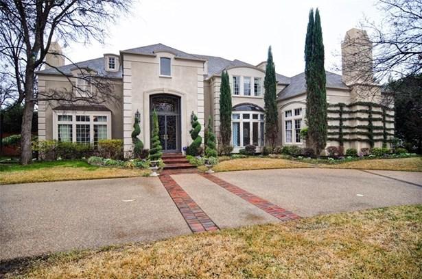 3508 Armstrong Avenue, Highland Park, TX - USA (photo 1)