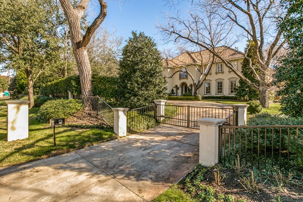 9700 Audubon Place, Dallas, TX - USA (photo 1)