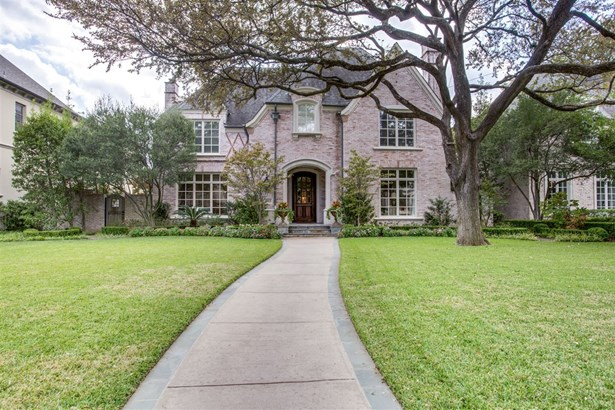 3913 Marquette Street, University Park, TX - USA (photo 1)