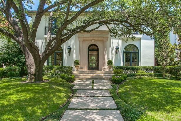 3656 Stratford Avenue, Highland Park, TX - USA (photo 1)