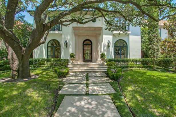 3656 Stratford Avenue, Highland Park, TX - USA (photo 2)