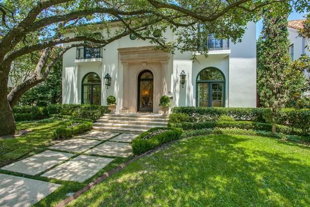 3656 Stratford Avenue, Highland Park, TX - USA (photo 3)
