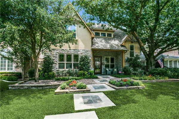 5611 Hanover Avenue, Dallas, TX - USA (photo 1)