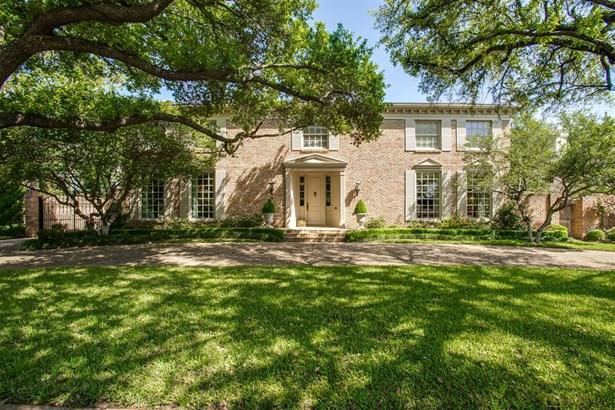 4224 Belclaire Avenue, Highland Park, TX - USA (photo 1)