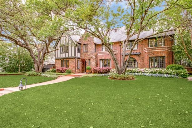 4218 Fairfax Avenue, Highland Park, TX - USA (photo 1)