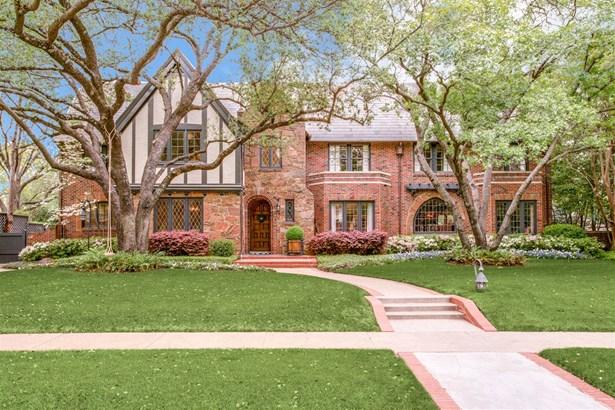 4218 Fairfax Avenue, Highland Park, TX - USA (photo 2)