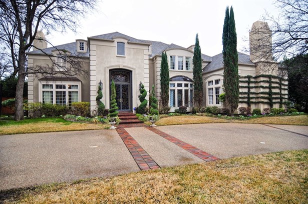 3508 Armstrong Avenue, Highland Park, TX - USA (photo 2)