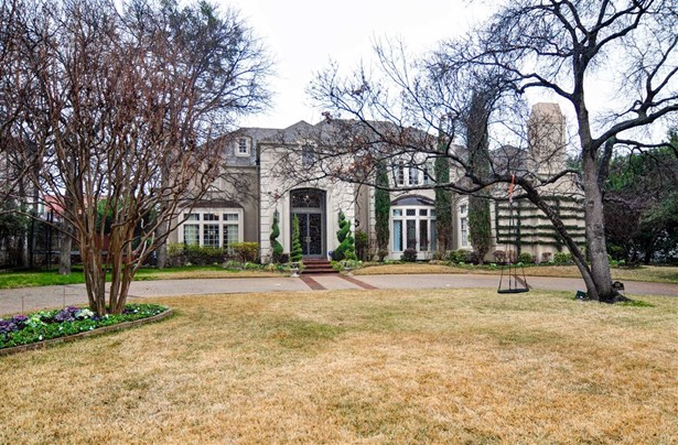 3508 Armstrong Avenue, Highland Park, TX - USA (photo 4)