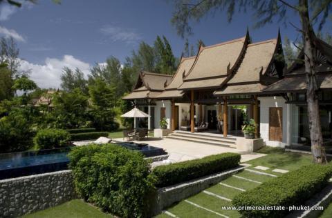 Phuket, Banyan Tree Resort - THA (photo 5)