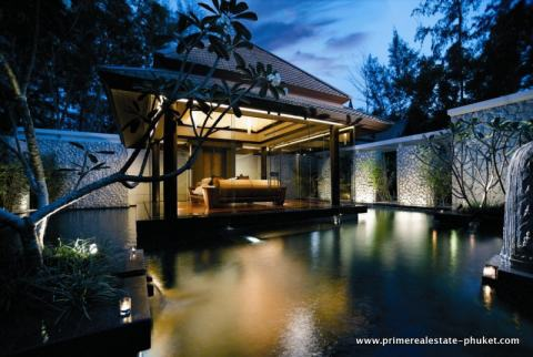 Phuket, Banyan Tree Resort - THA (photo 3)