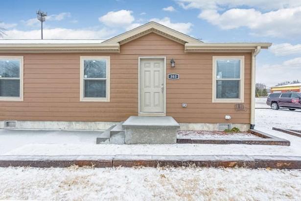 Twin/Duplex, Side By Side - Douglass, KS (photo 2)