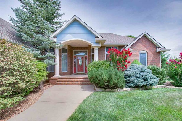 Single Family OnSite Blt, Ranch - Newton, KS