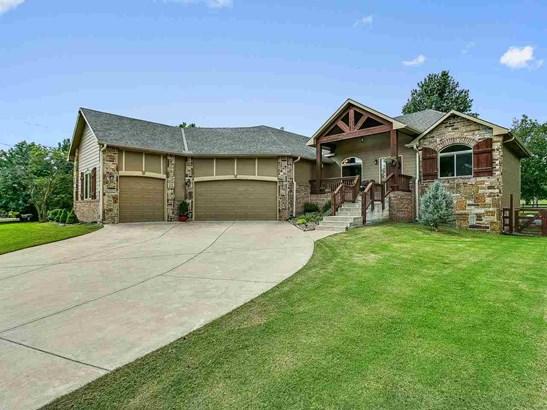 Single Family OnSite Blt, Ranch - Oxford, KS