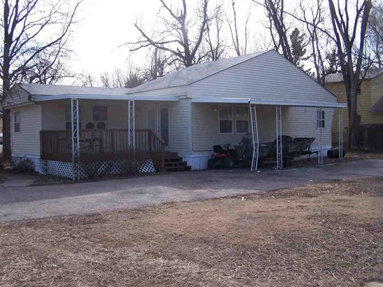 Mobile/Mfd-No Perm Found., Single Family OffSite Blt - Wichita, KS (photo 3)