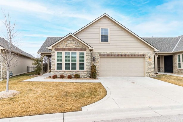 Single Family OnSite Blt, Ranch - Bel Aire, KS