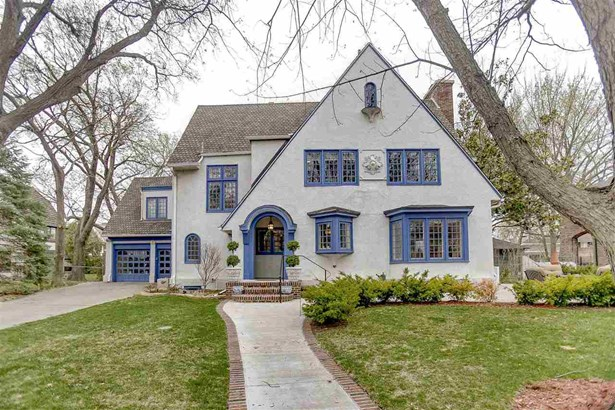 Tudor, Single Family OnSite Blt - Wichita, KS (photo 1)