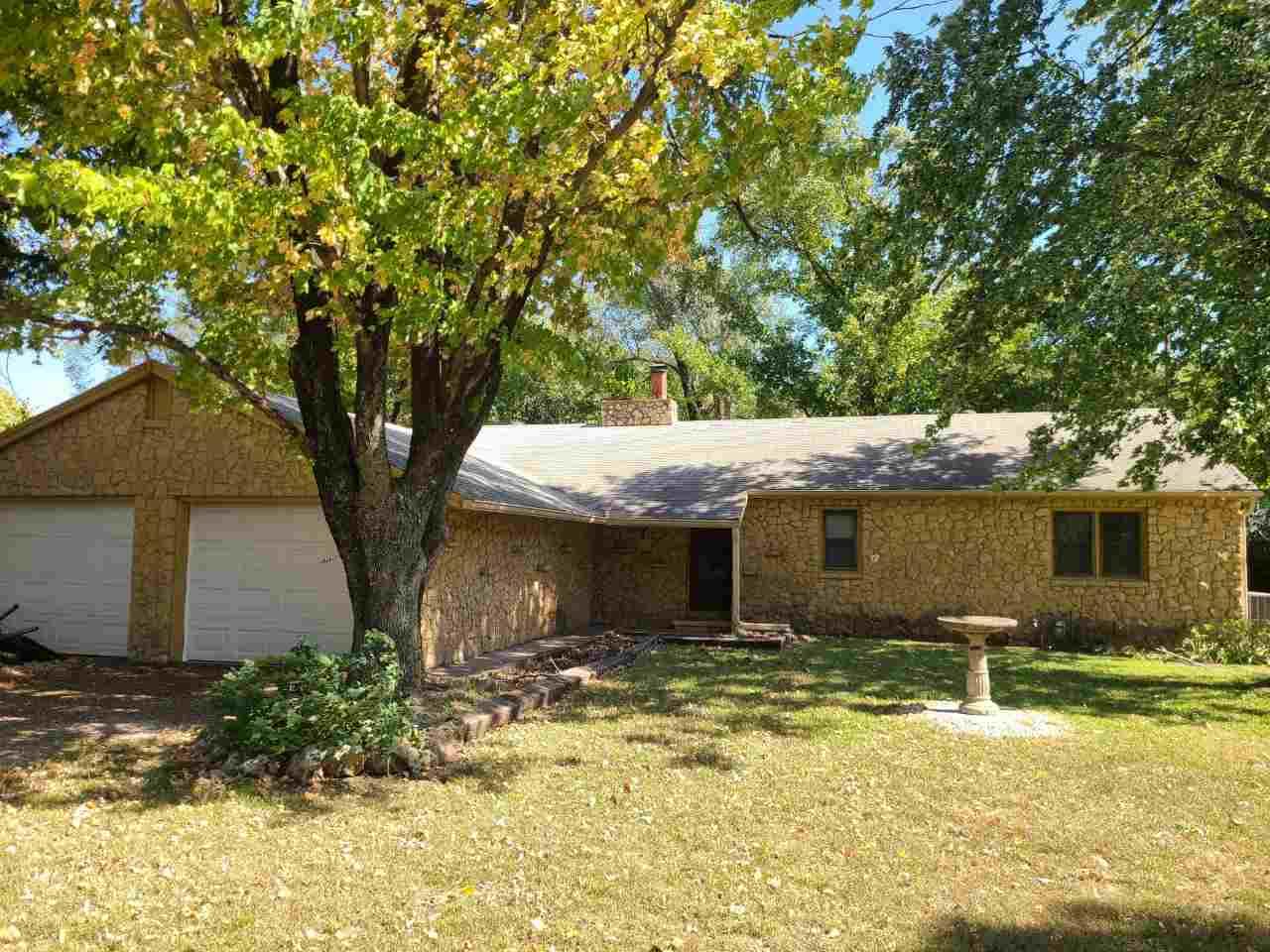 Single Family OnSite Blt, Ranch - Belle Plaine, KS