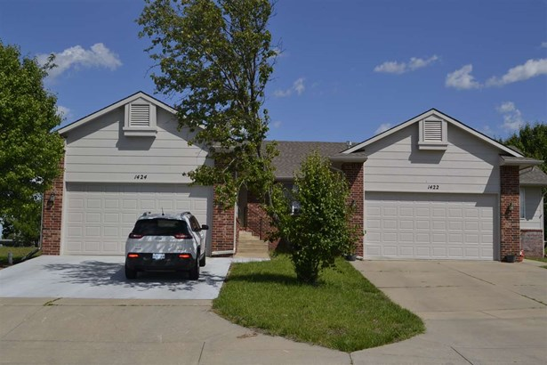 Twin/Duplex, Side By Side - Andover, KS (photo 1)