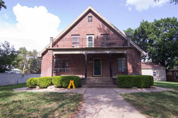 Single Family OnSite Blt, Traditional - Andale, KS