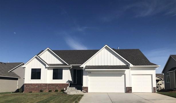 Single Family OnSite Blt, Traditional - Wichita, KS