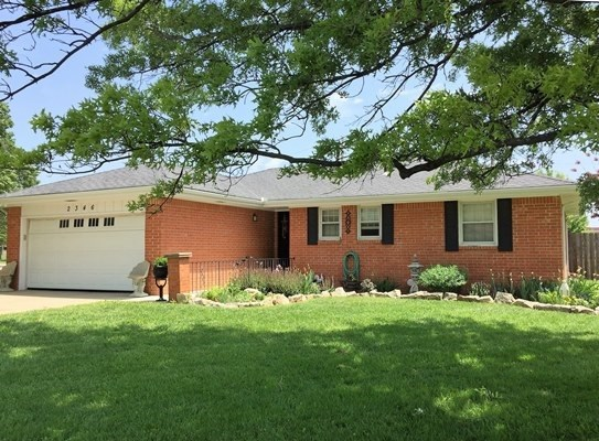 Single Family OnSite Blt, Ranch - Augusta, KS (photo 1)