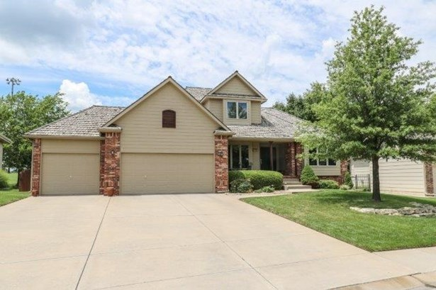 Single Family OnSite Blt, Contemporary - Derby, KS (photo 1)