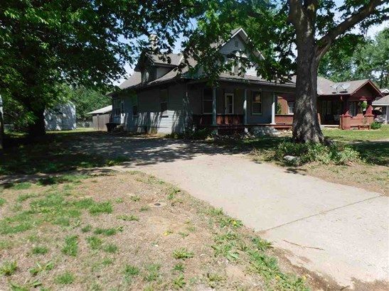 Single Family OnSite Blt, Traditional - Oxford, KS (photo 1)