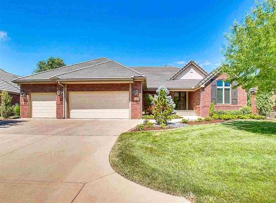 Ranch,Traditional, Patio/Garden Home - Wichita, KS (photo 1)