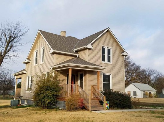 Single Family OnSite Blt, Traditional - Caldwell, KS (photo 1)