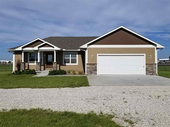 Single Family OnSite Blt, Modular-Perm Foundation,Ranch - Winfield, KS