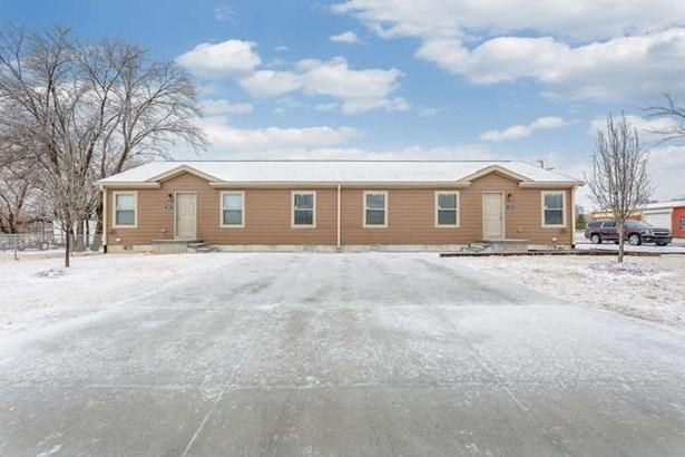 Twin/Duplex, Side By Side - Douglass, KS (photo 1)