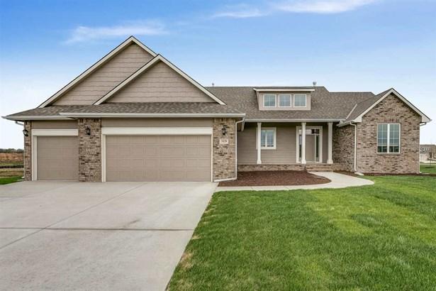Single Family OnSite Blt, Bungalow - Wichita, KS (photo 1)