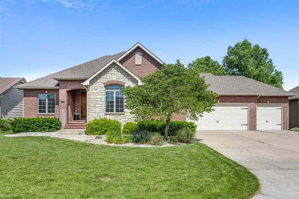 Single Family OnSite Blt, Ranch - Wichita, KS