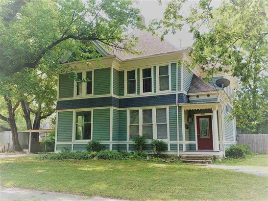 Single Family OnSite Blt, Other/See Remarks - Winfield, KS
