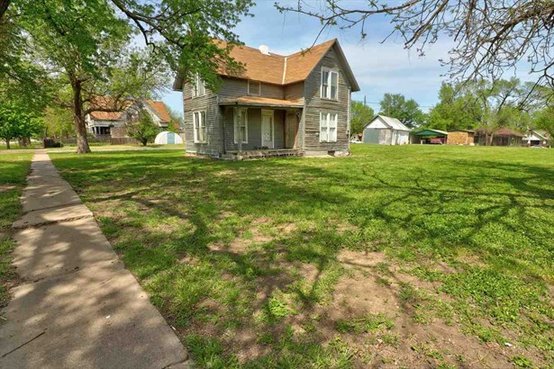 Single Family OnSite Blt, Other/See Remarks - Peabody, KS (photo 1)