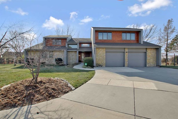 Contemporary,Other/See Remarks, Single Family OnSite Blt - Wichita, KS (photo 1)