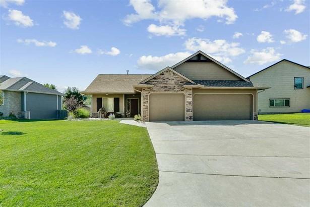 Single Family OnSite Blt, Ranch - Haysville, KS