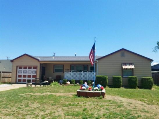 Single Family OnSite Blt, Ranch - Caldwell, KS (photo 1)