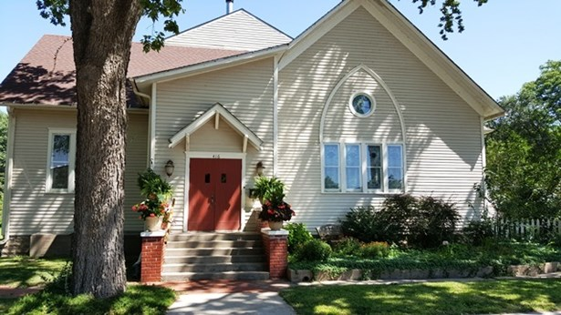 Single Family OnSite Blt, Other/See Remarks - Marion, KS (photo 1)
