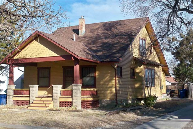 Converted House, Triplex - Newton, KS (photo 3)