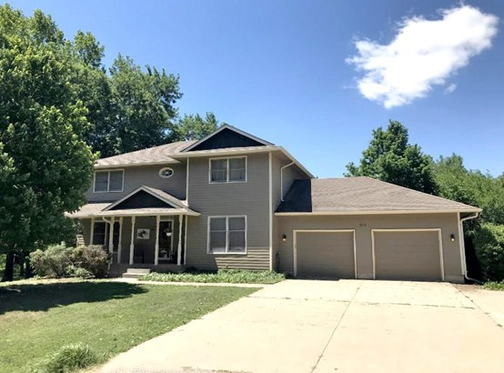 Single Family OnSite Blt, Traditional - Belle Plaine, KS