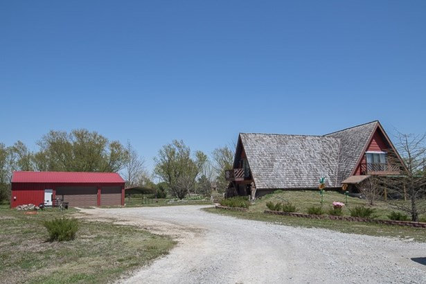 Single Family OnSite Blt, A-Frame - Rose Hill, KS (photo 1)