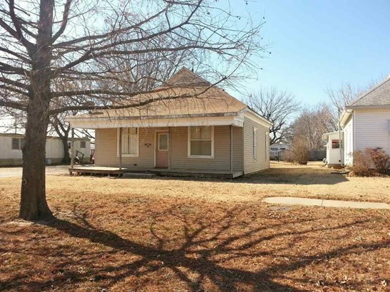 Single Family OnSite Blt, Bungalow - Caldwell, KS (photo 1)