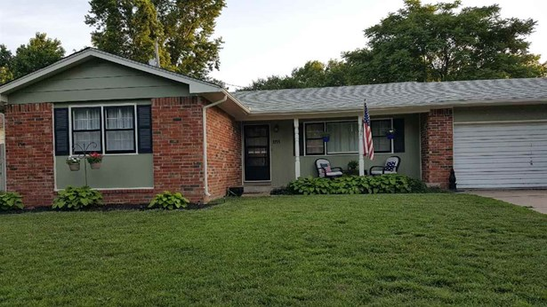 Single Family OnSite Blt, Ranch - Mulvane, KS (photo 1)