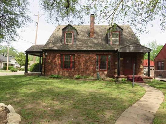 Twin Home or 1/2 Duplex, Traditional - Wichita, KS (photo 1)
