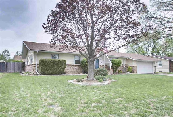 Single Family OnSite Blt, Ranch - Colwich, KS (photo 1)